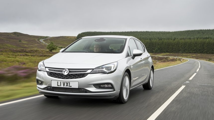 Showcase cover image for Vauxhall Astra