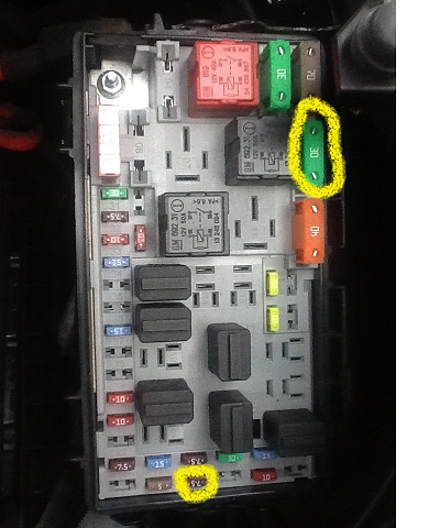 corsa d] [06-14] - fan heater & fusebox diagram | vauxhall owners network  forum  vauxhall owners network forum
